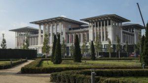 Erdogan's paleis